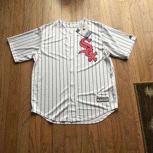 Chicago White Sox Majestic Pink Mothers Day Jersey